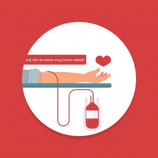 Adjon vért, mentsen életet!