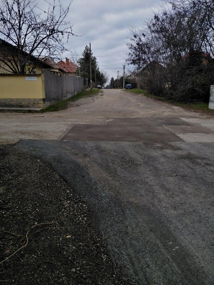 Badacsonyi utca: FÉLBEHAGYVA