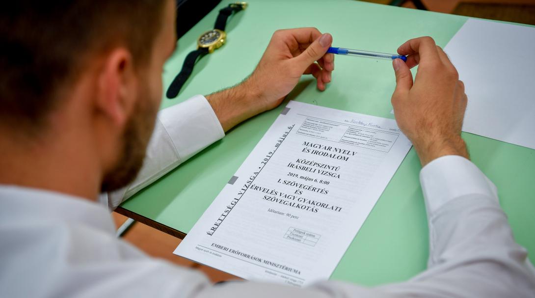 Nem változnak az érettségi vizsgák szabályai és időpontjai