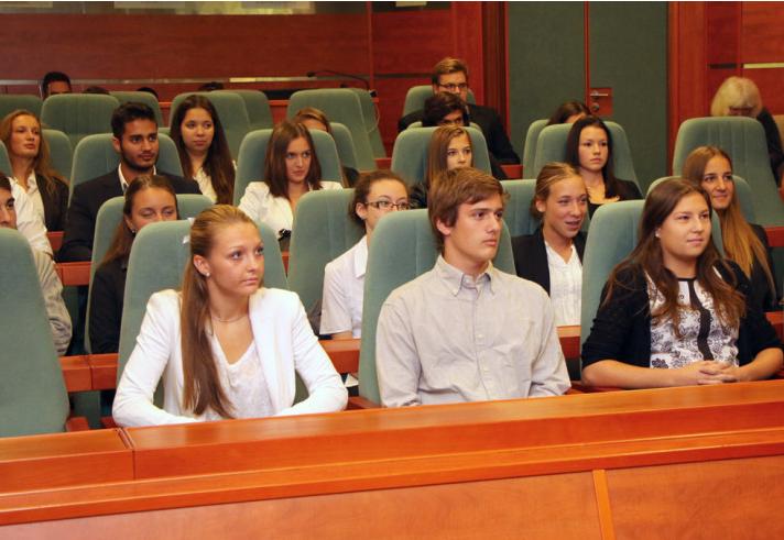 Ma hat éve alakult meg az Ifjúsági Önkormányzat Érden