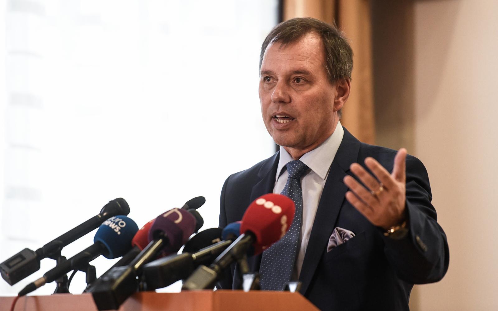 Szlávik: rendkívül súlyos a helyzet